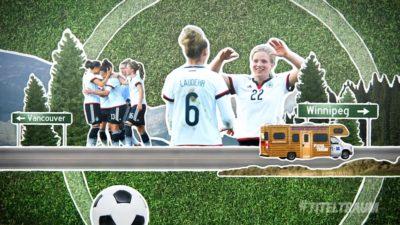 Allianz/DFB - FIFA Frauen Weltmeisterschaft Kanada 2015