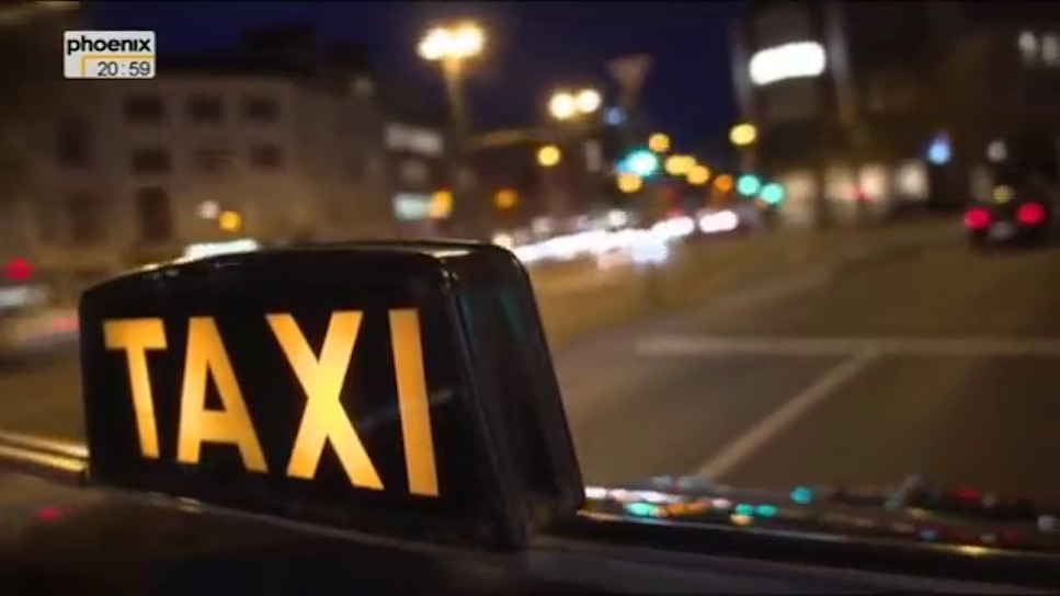 WDR - Als das Taxi noch als Käfer kam